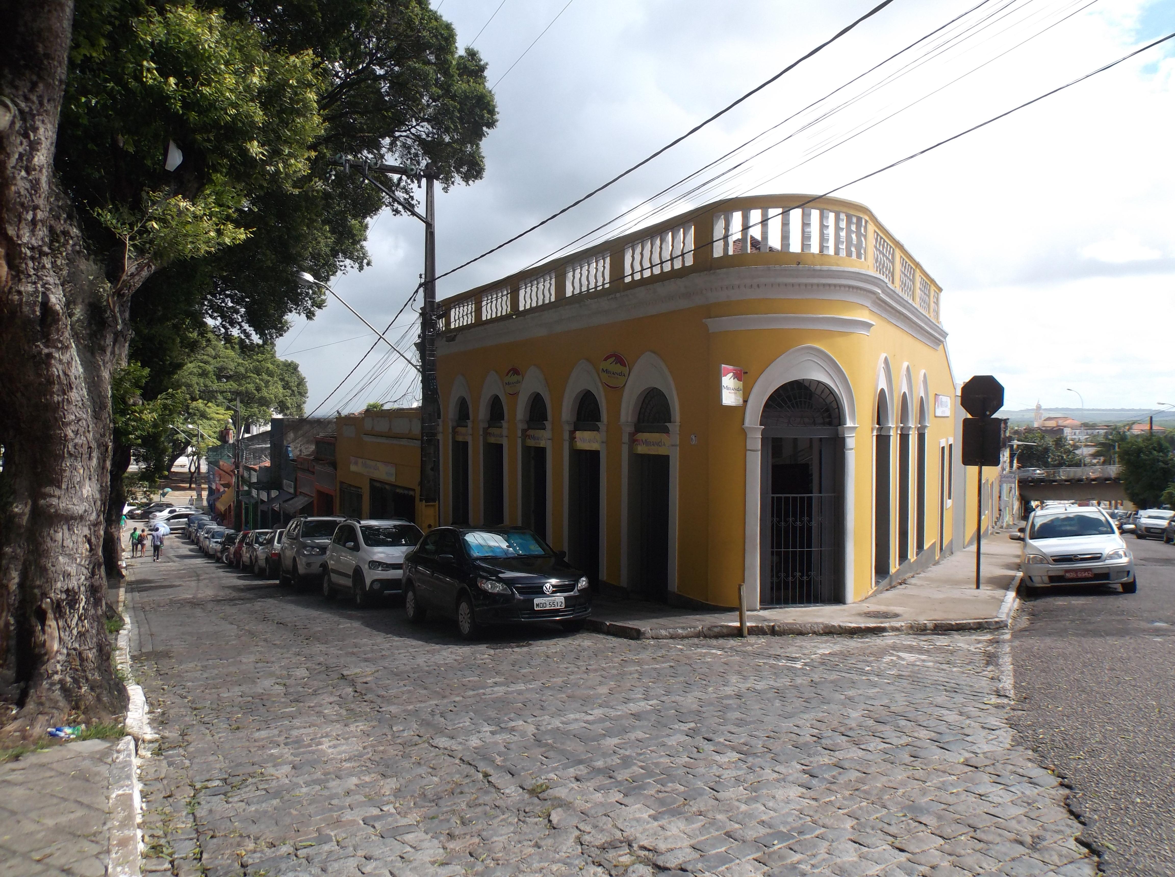 Jo o pessoa centro hist rico brasil 2014 for Sanborns azulejos direccion